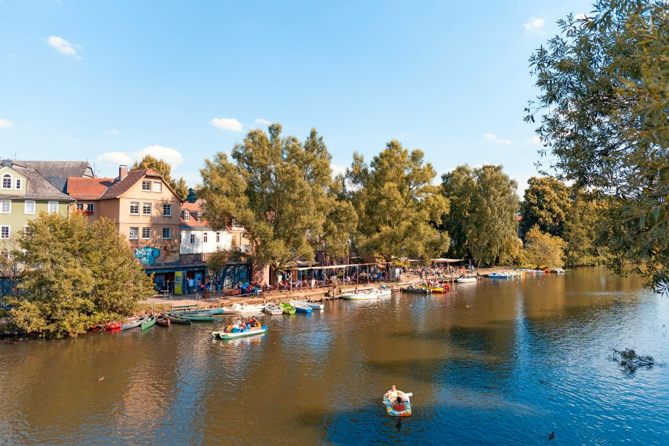 The Lahn River