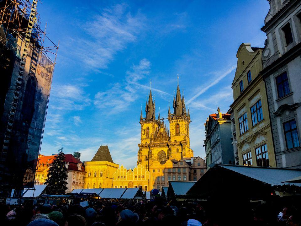 Prague: Holesovice