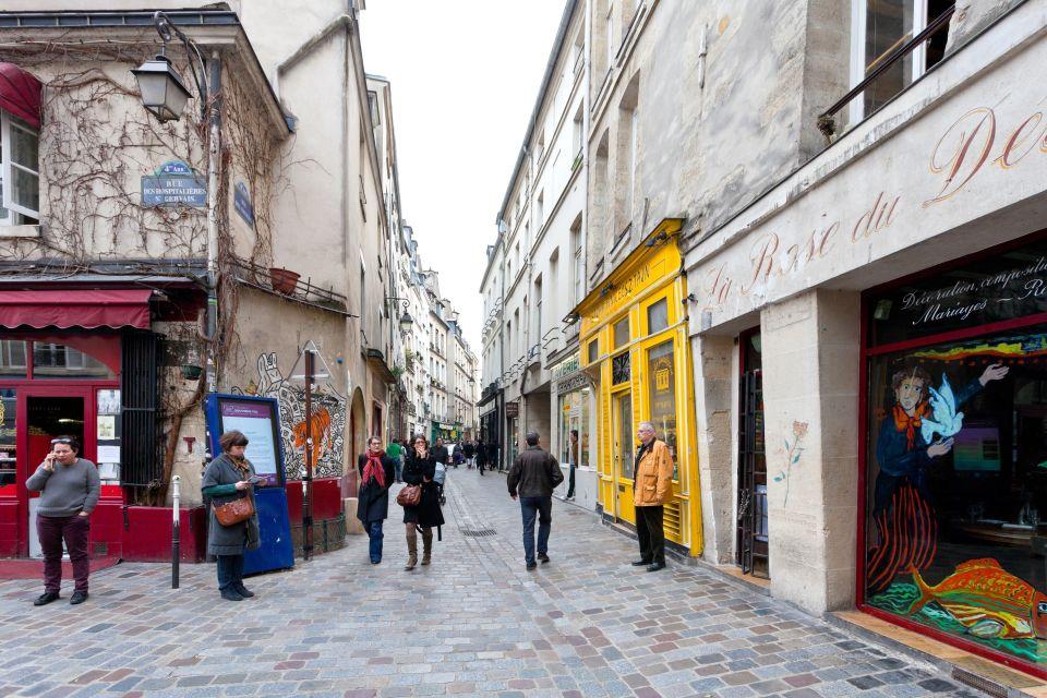 Paris: Le Marais