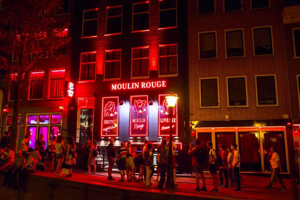 Amsterdam: De Wallen