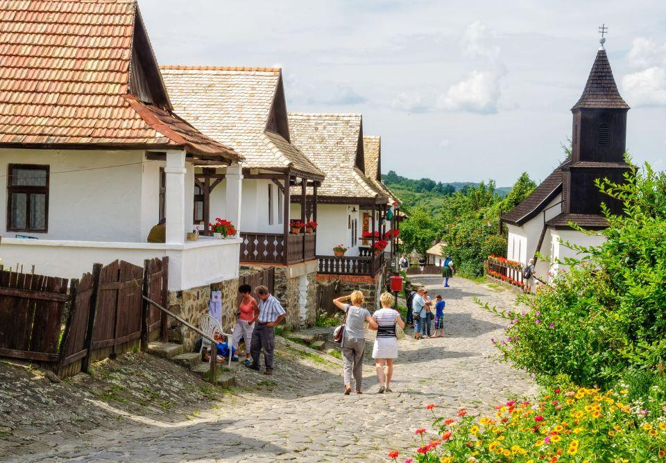 Hollókö, Ungarn