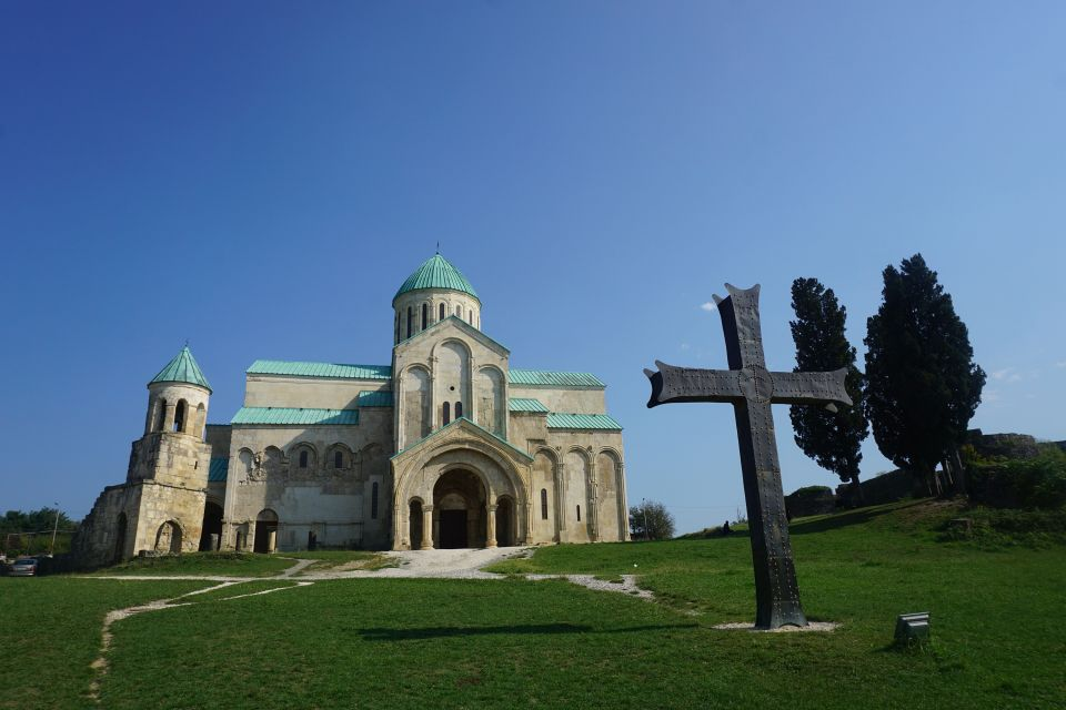 Discover Georgia's spiritual side