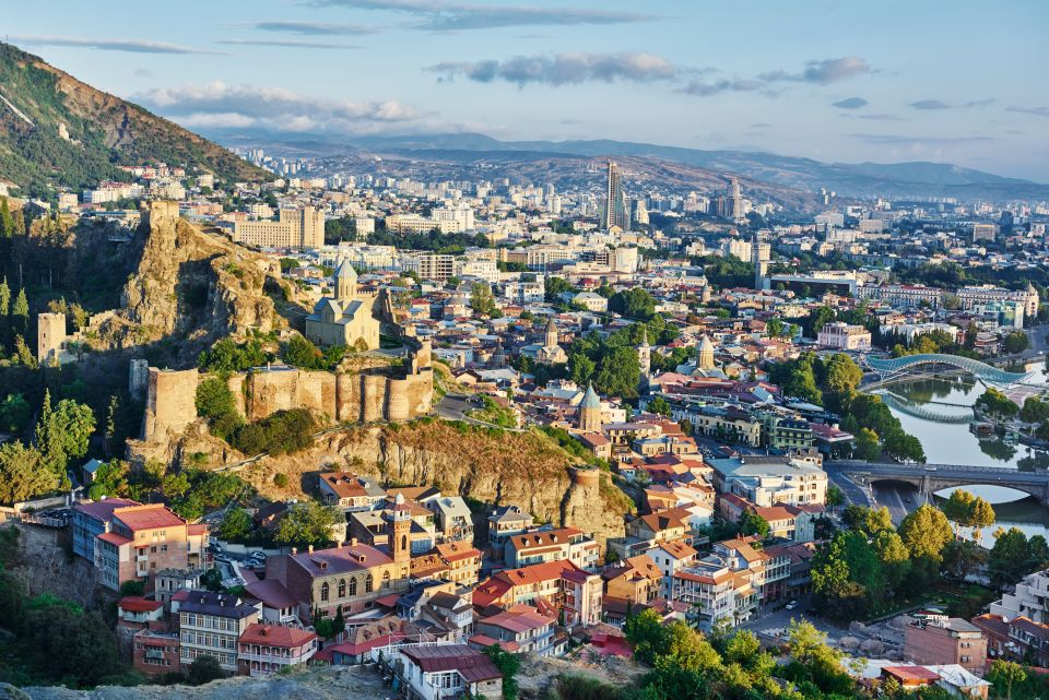 Wander around the timeless Tbilisi