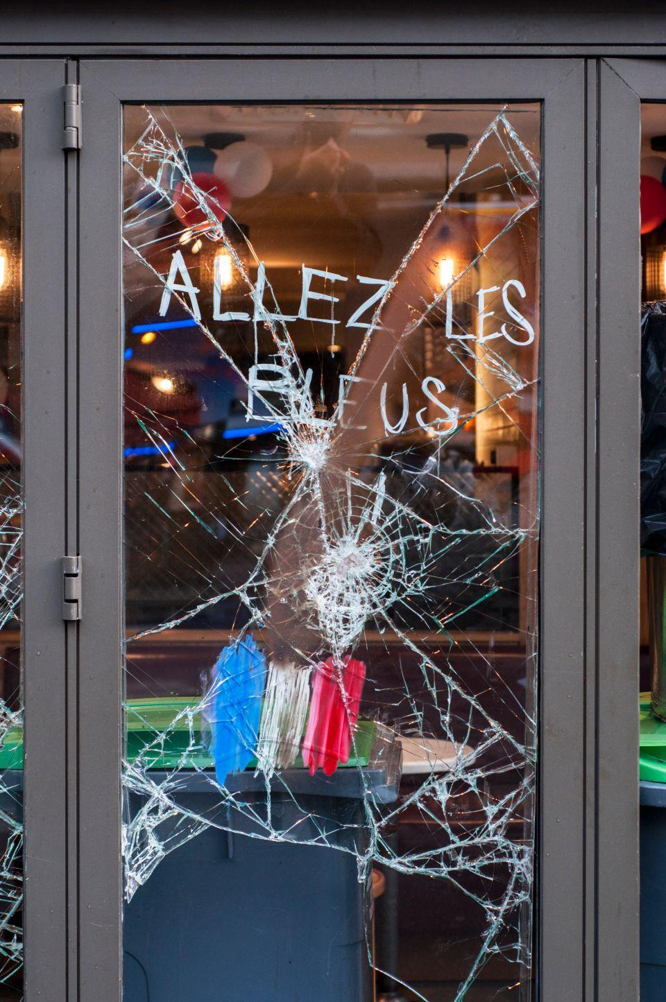 Paris deadlocked
