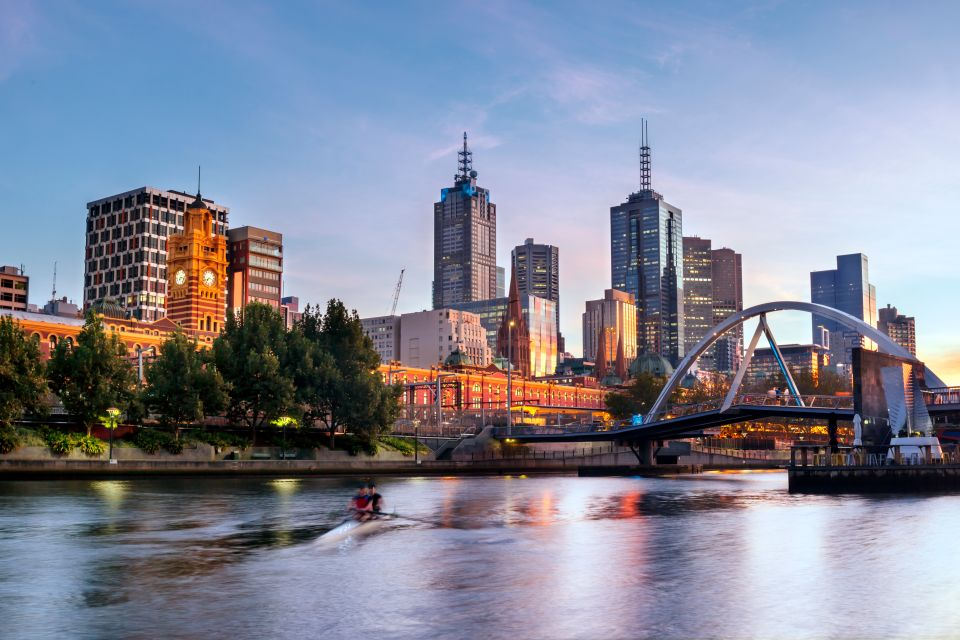 If you're an architecture aficionado: Melbourne