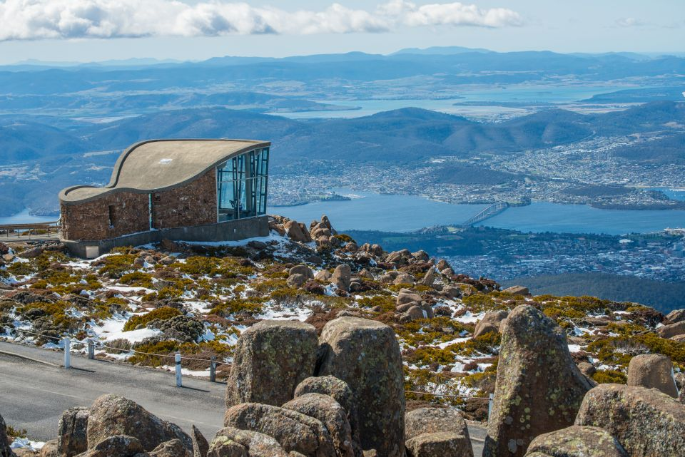 If you're an adventurer: Hobart