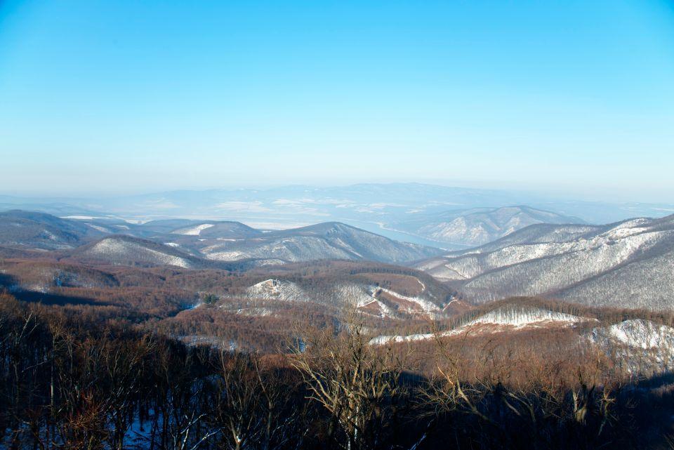The Pilis Mountains