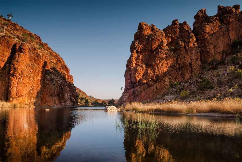 If you're a nature lover: Alice Springs