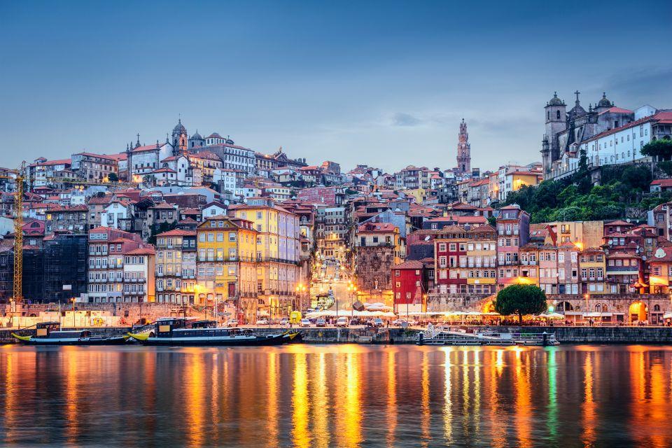 January: Porto, Portugal