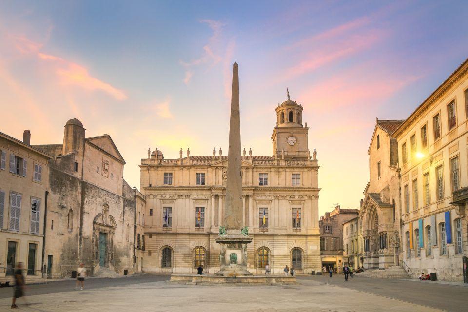 February: Arles, France