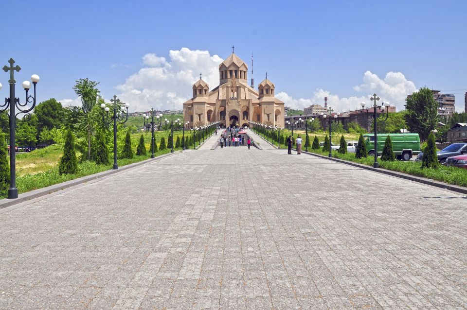 May: Yerevan, Armenia