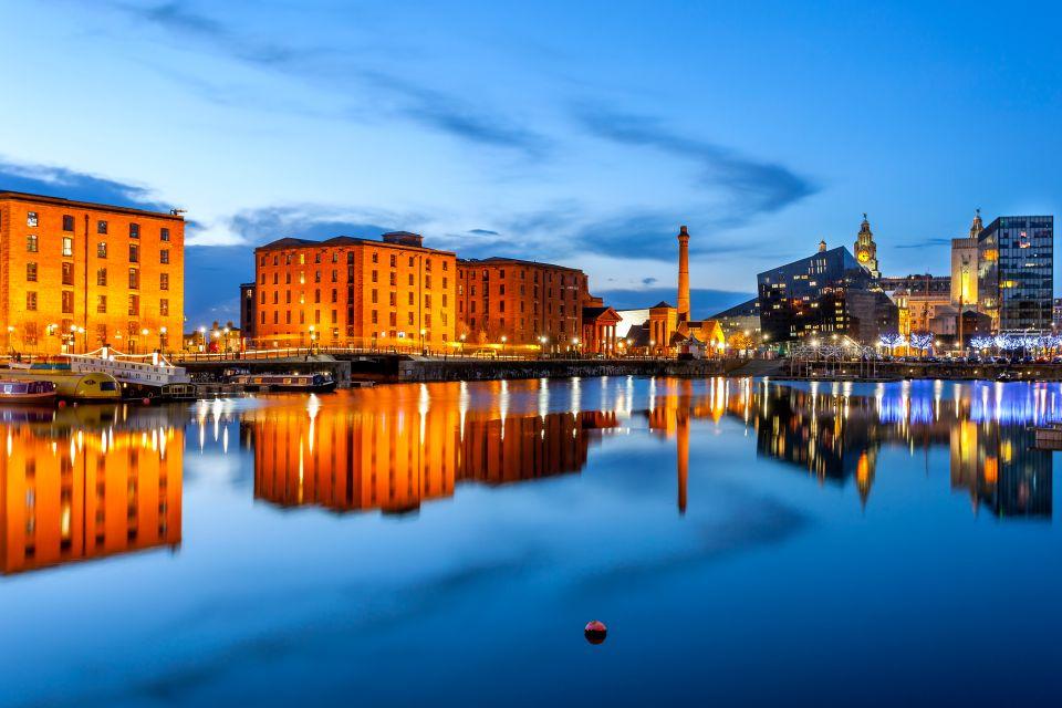Peaky Blinders: Liverpool, England