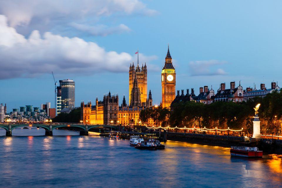 Sherlock: London, England