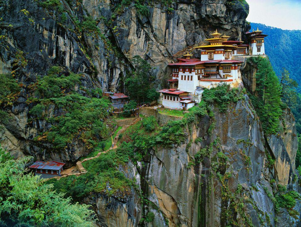 Le Bhoutan, Himalaya