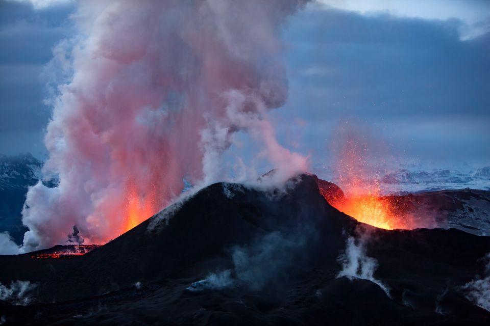 Volcano hiking: Eyjafjallajökull, Iceland