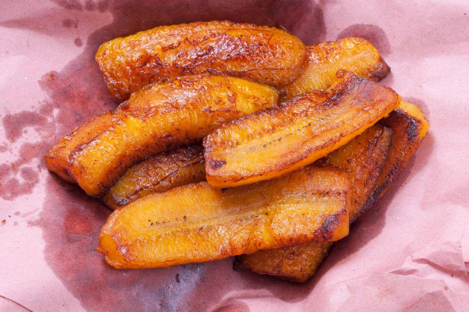 4. Platanos Fritos (Ganz Südamerika)