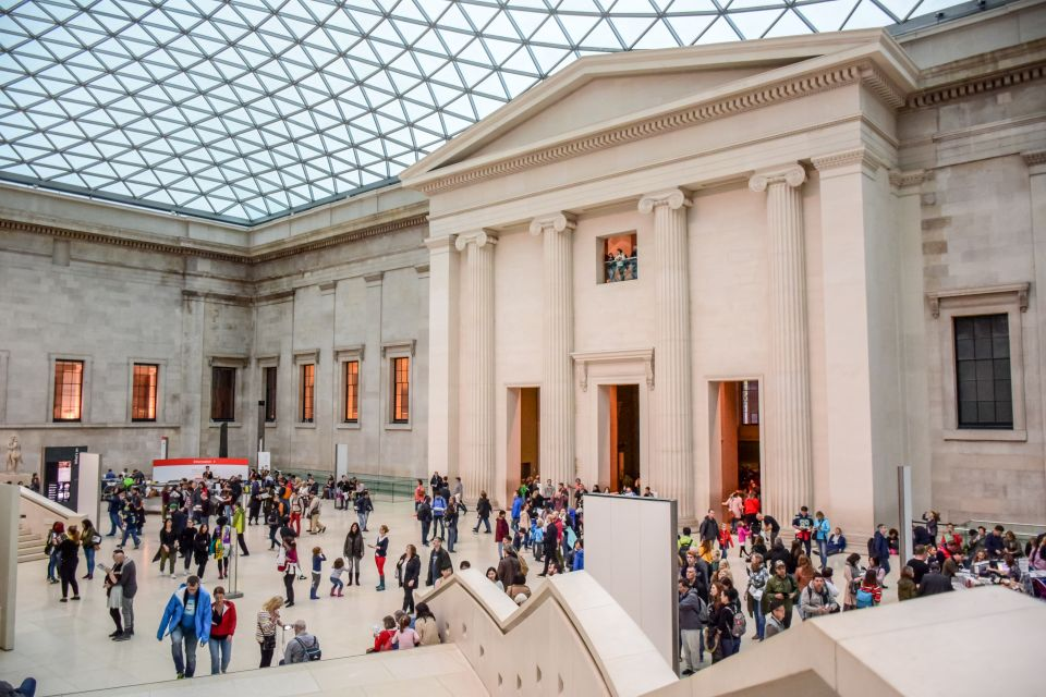 2. The British Museum