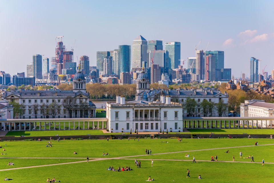 1. Greenwich Park