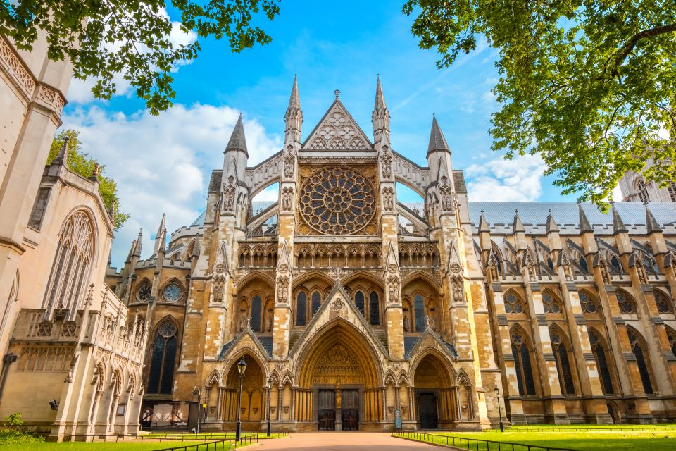 5. Westminster Abbey