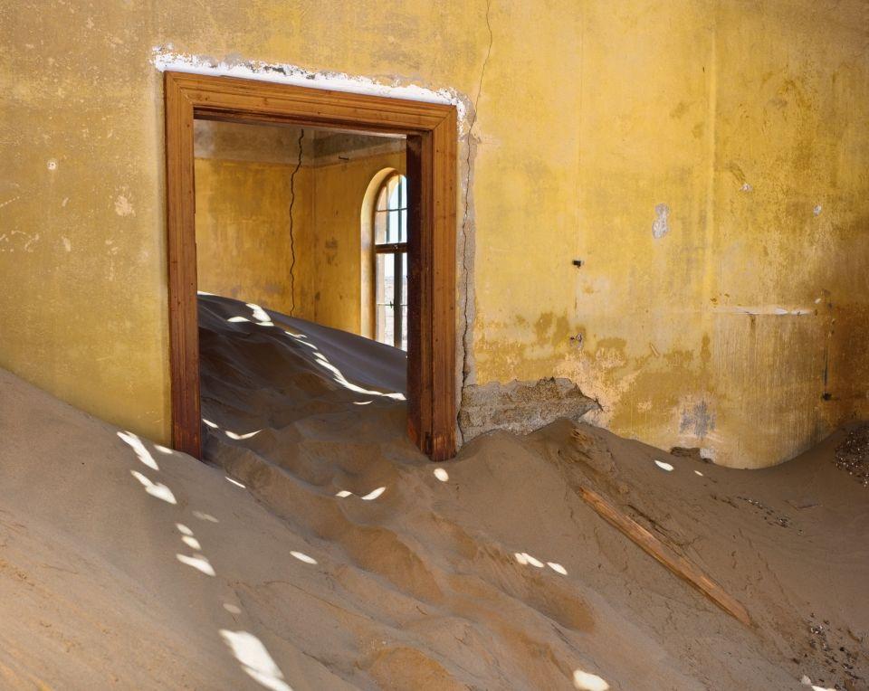Kolmanskop en Namibie