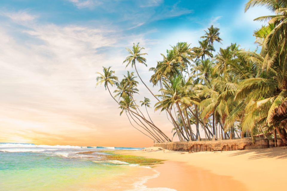 1. Endless beautiful beaches