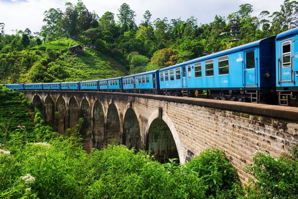 4. Travelling by train