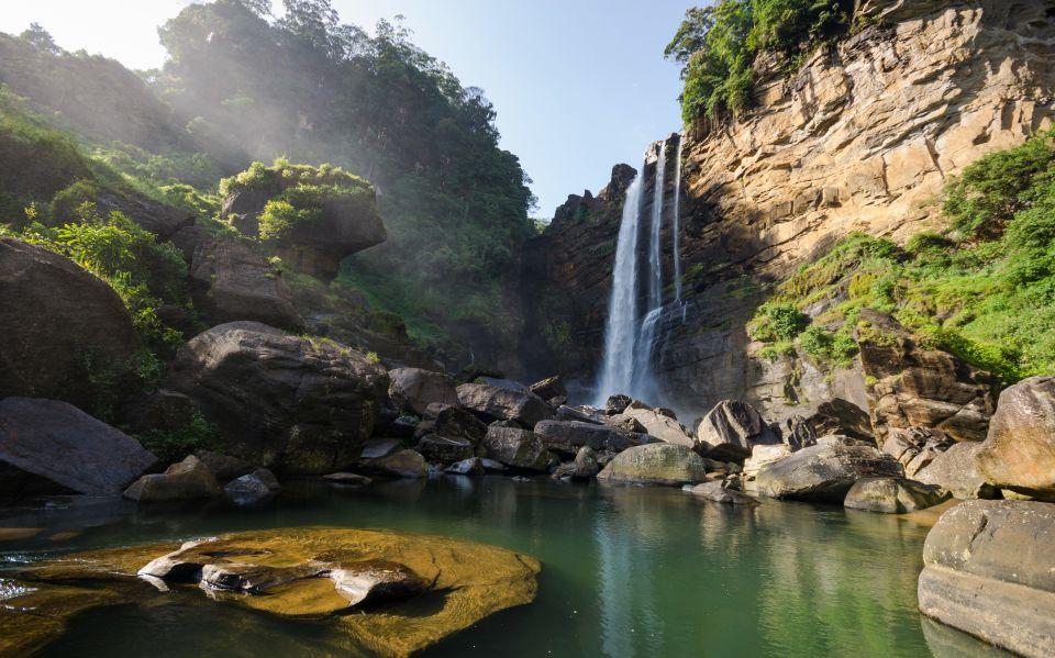 5. Mesmersing waterfalls
