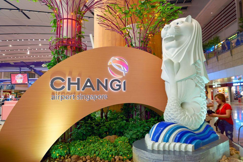 Aeropuerto Internacional Changi, Singapur