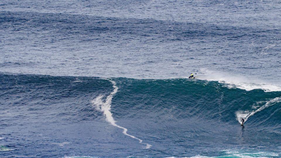 März: Big-Wave-Surfen in Tasmanien, Australien