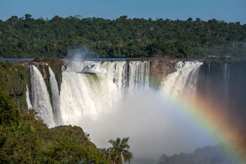 Devil's Throat, Brazil, Argentina and Paraguay