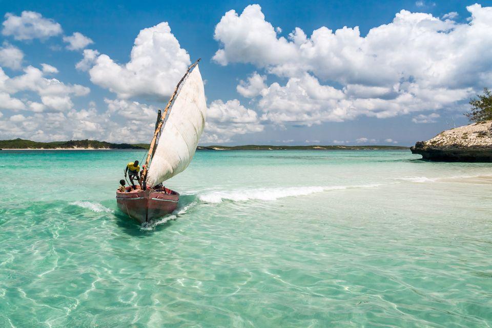 Abril: snorkel en Madagascar