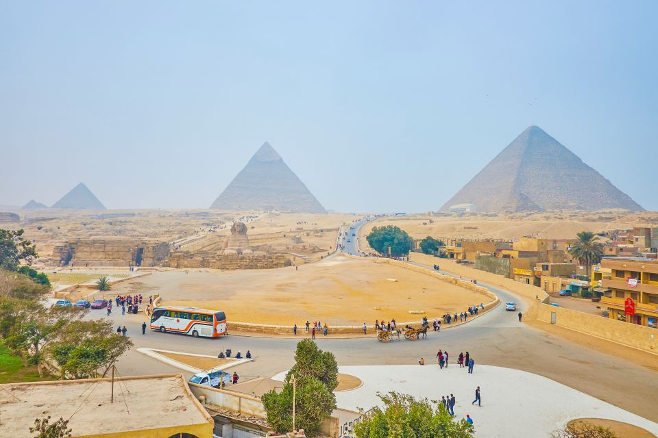 Guiza: Gran Museo Egipcio (GEM)