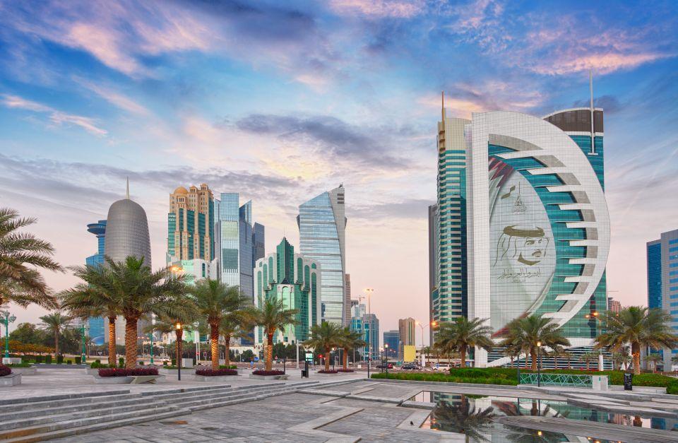 Doha: Museo Nacional de Qatar