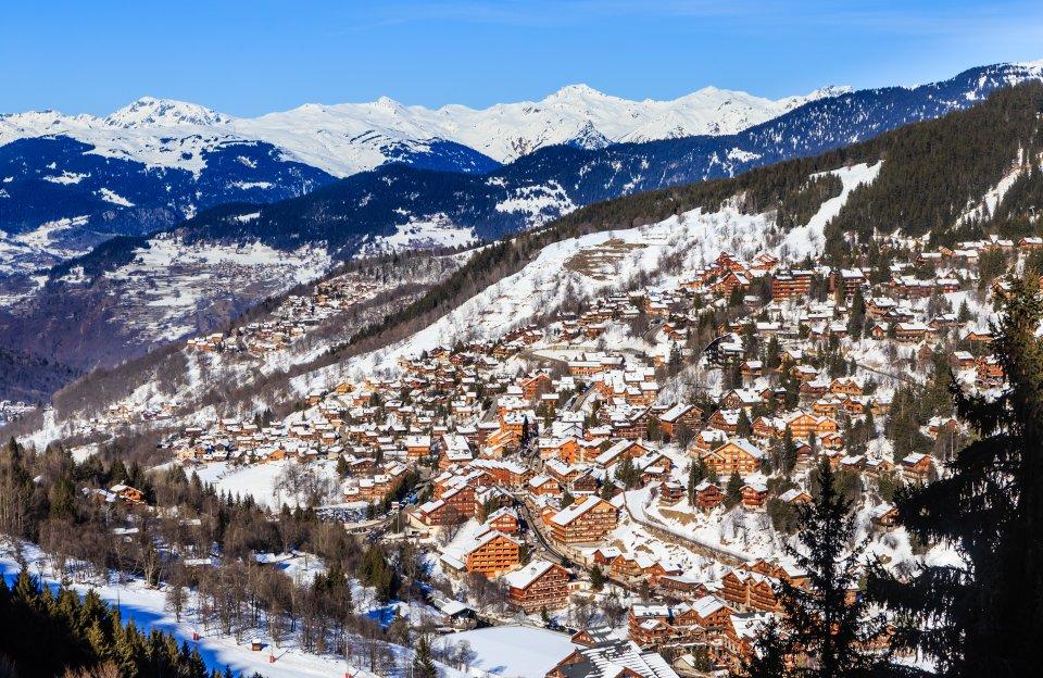 Méribel en Savoie