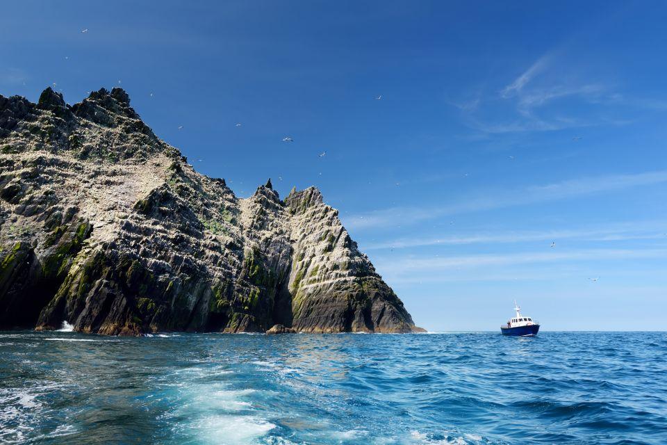 Little Skellig Island, County Kerry, Ireland