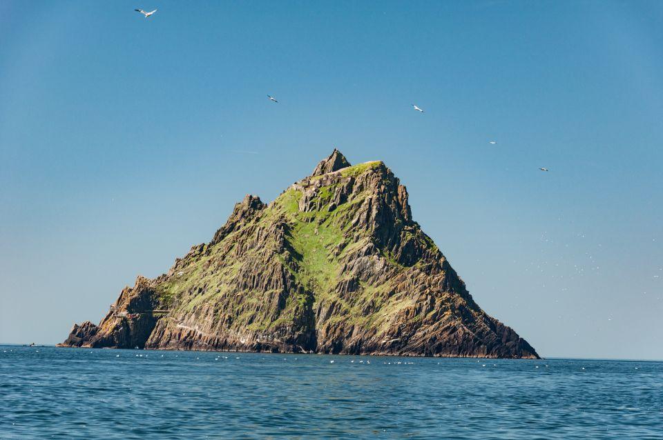 Skellig Michael Island, County Kerry, Ireland