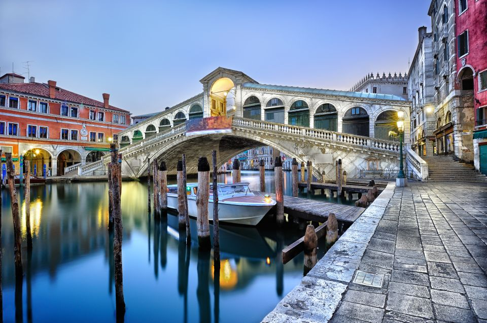Tutti i ponti di Venezia