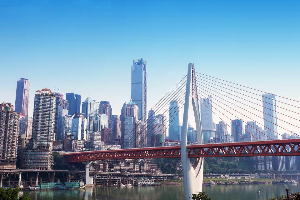 Chongqing, Chine
