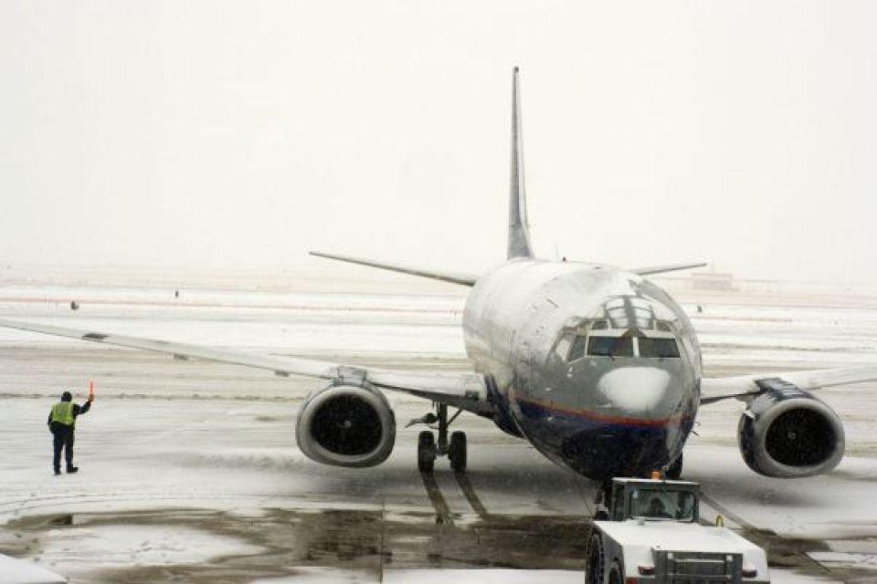 De nombreux vols annulés