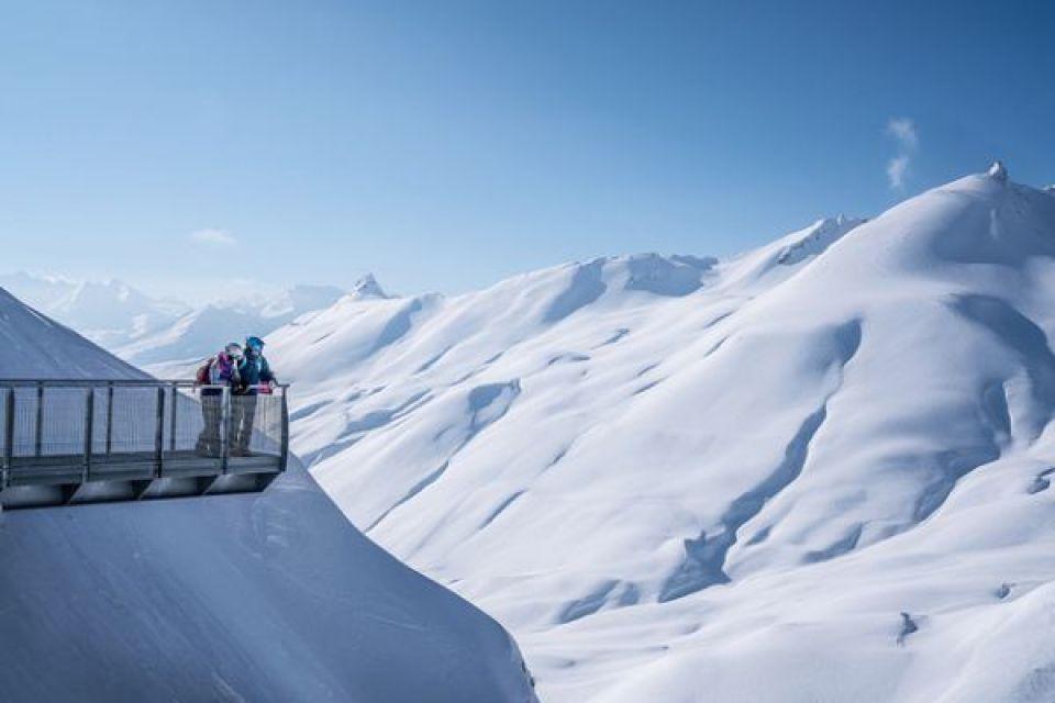 La Rosière, Savoie, Panoramic Experience