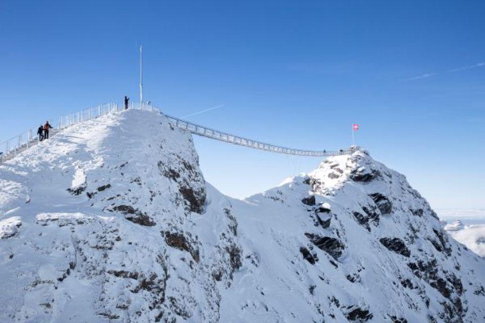 Diablerets, Canton de Vaud, Peak Walk