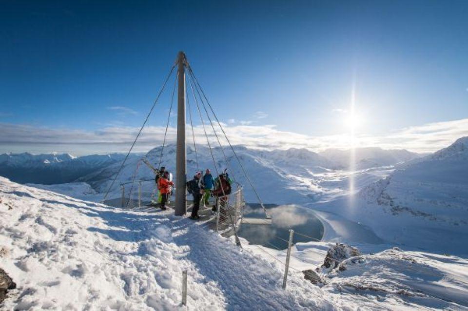 Val-Cenis, Savoie, Canopée des Cîmes