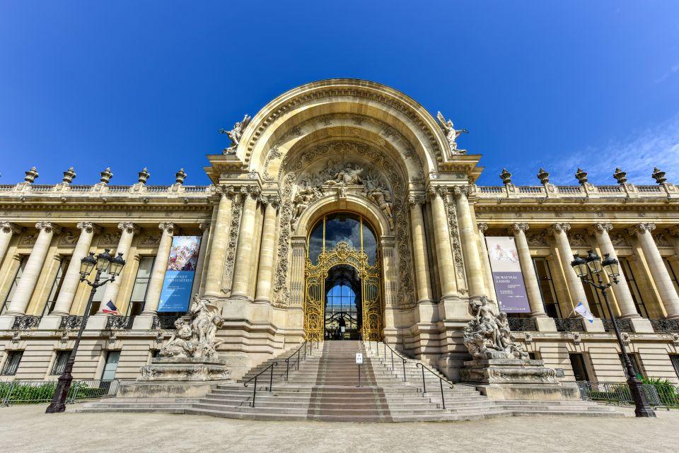 Petit Palais, VIII° arrondissement