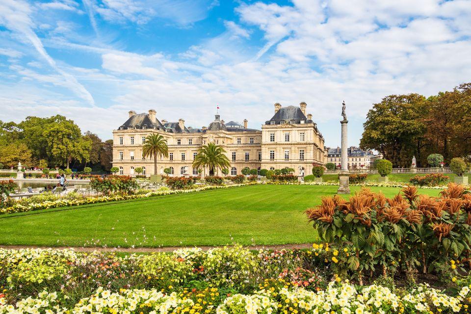 Giardini del Lussemburgo, VI° arrondissement