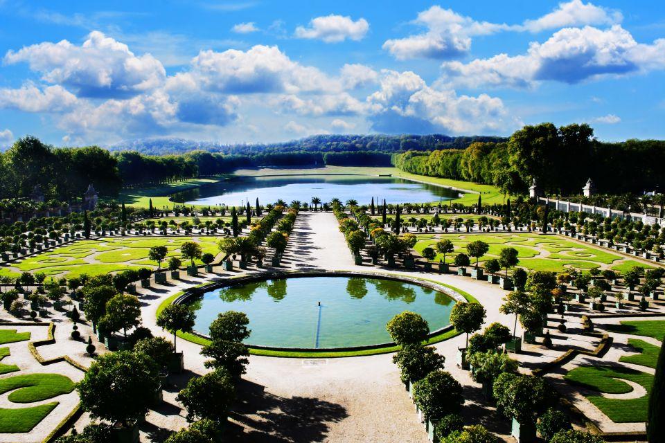 Giardini di Versailles, Versailles