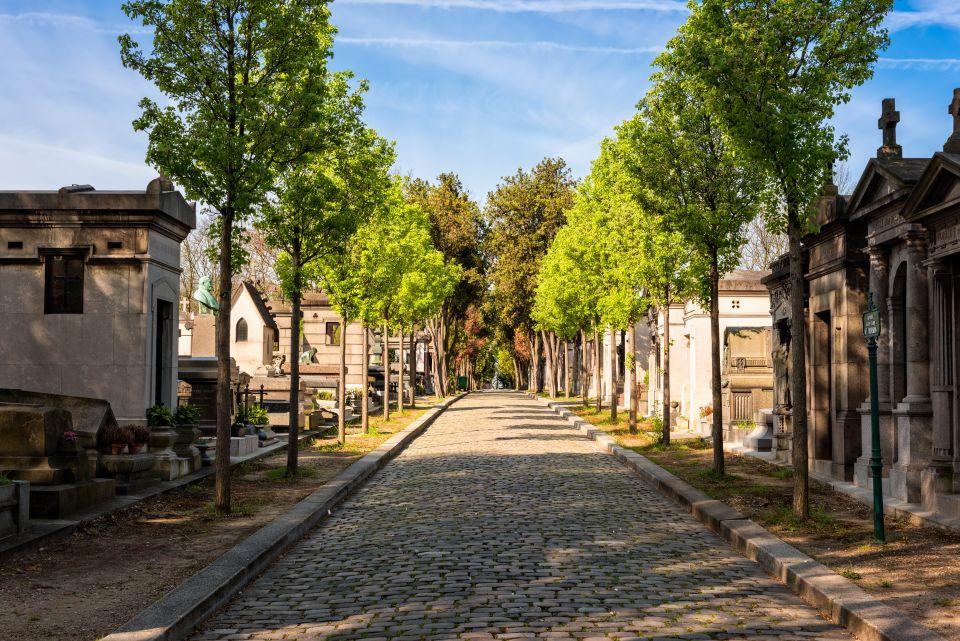 Cimitero del Père-Lachaise, XX°arrondissement