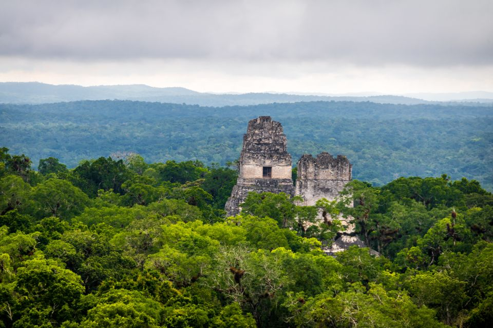 It's home to hundreds of ancient ruins spanning thousands of years