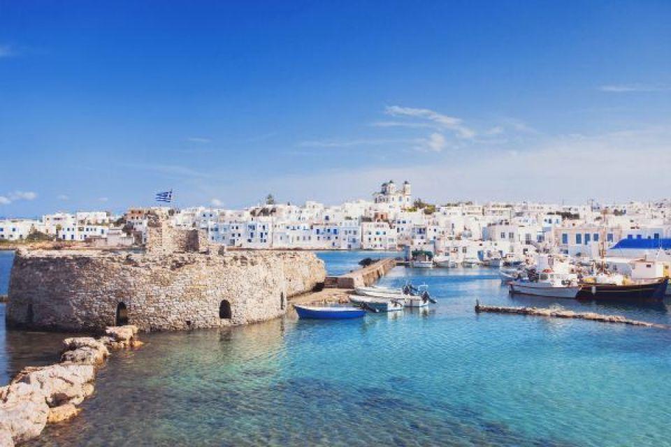 La Grèce : destination la plus plébicitée