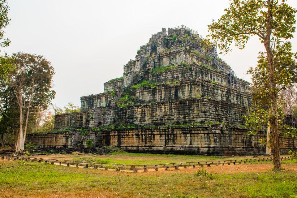 Pyramid of Koh Ker, Cambodia