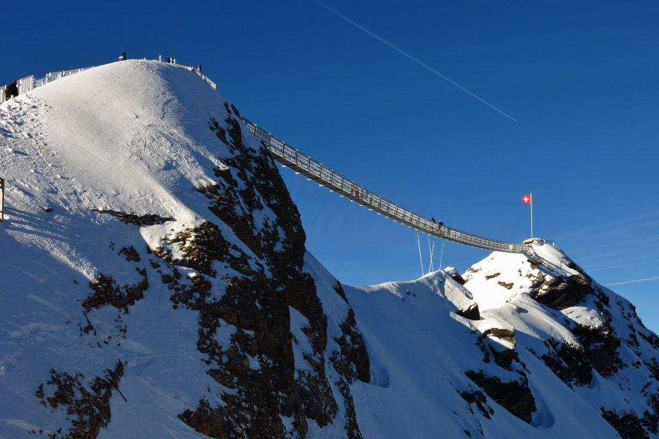 Peak Walk by Tissot, Switzerland